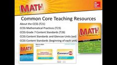 This webinar discussed how to:  • Define and identify rigor  • Use instructional materials to support rigor and engage students  • Address the depth required in the Common Core State Standards  for Mathematics