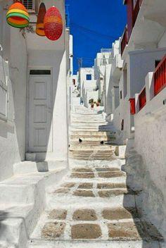 Mykonos way