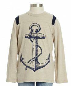 Anchor Jersey - View All - Shop - boys | Peek Kids Clothing