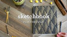 Wit & Whistle Sketchbook Flip Through February 2015 http://witandwhistle.com/2015/02/20/sketchbook-flip-through-3/