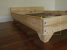DIY Bed Frame $22-37