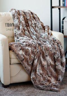 luxury fur faux fur fur throws faux fur throws faux fur throw - Decorative Throws