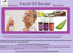 Pamper yourself with this Lovely Facial Oil Spray