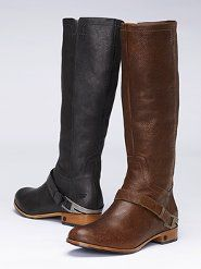 I love that riding boots are in this season! I cant wait til it's cool enough to wear them!