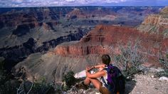 The Grand Canyon: how to get the most from a short trip.  A great article with good advice on visiting the Grand Canyon.