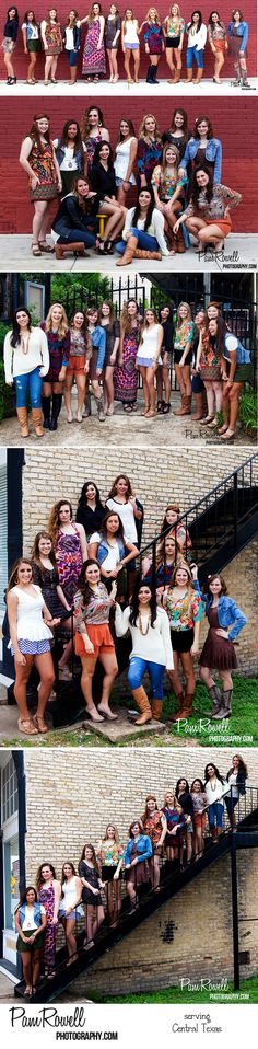 Senior Models, Senior Girls, Friends, Fashion, Girl Groups, Senior Reps, Senior Spokesmodels (c) Pam Rowell Photography  www.pamrowellphotography.com
