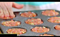 recette mini pain viande maison