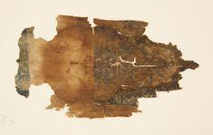 Zig zag Egyptian embroidery, charted