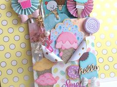 Sweet Treats Loaded Envelope