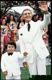 Fantasy Island-80s TV, okay, I was an adult but I always looked forward to the next show.