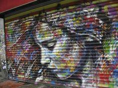 Arte de Rua Incrível pelo mundo