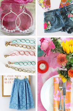 DIY - early summer favourites