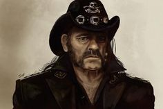 Lemmy, Motorhead print by Jamie - Use the 'Create Similar' button to commission an artist to create your own artwork. Lemmy Motorhead, Button, Digital, Create, Artist, Artwork, Work Of Art, Auguste Rodin Artwork, Artworks
