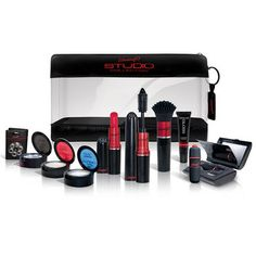 Studio Collection Kit, $110.25 @ rsbpleasure.com The Studio Collection Kit is a perfect all-in-one set of chic and discreet mini vibes and sexy vibrators disguised as cosmetics with a cosmetic bag included for the stylish woman on-the-go who wants it all. Keeping a secret never felt so good.