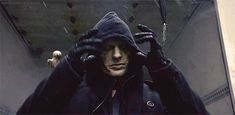 Quinlan GIF The Strain