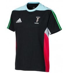 Adidas Harlequins Training Performance Tee 2014/15 - Fenton Sports Rugby Store  http://www.fentonsportsonline.com/rugby/harlequins/2796-adidas-harlequins-training-performance-tee-201415.html