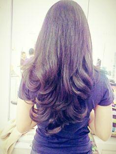 Hair cut layer