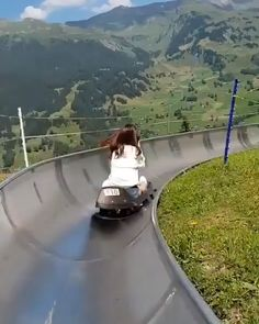 Travel Discover Epic toboggan rides in Switzerland Would you try this? Epic toboggan rides in Switzerland Would you try this? Vacation Places, Vacation Destinations, Dream Vacations, Vacation Spots, Switzerland Destinations, Beautiful Places To Travel, Wonderful Places, Cool Places To Visit, Places To Go