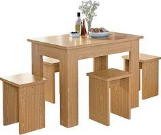 B&m Dining Table  Design Ideas 20172018  Pinterest  Pine Interesting Space Saver Dining Room Sets Inspiration Design
