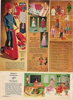 Sears 1966 Christmas Catalog page 628
