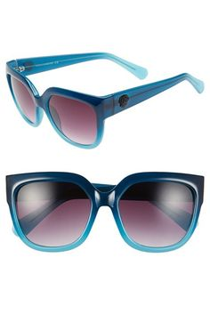 Vince Camuto 57mm Oversize Retro Sunglasses available at #Nordstrom