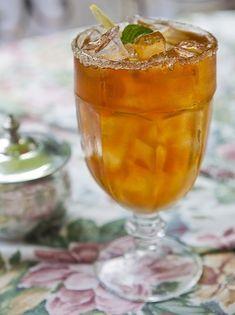 Tökéletes barackos ice tea cukor nélkül