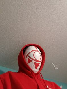 Yiga clan cosplay mask from Breath of the Wild (Dr. Yiga Clan, Breath Of The Wild, Masks, Cosplay, Halloween, Creative, Face, Unique, Rabbits