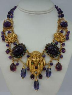 Askew London Opulent 'Bohemian Princess' Drop Necklace | eBay