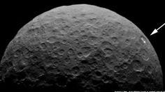 OVNI Hoje!…Misteriosos pontos de luz reaparecem no planeta anão Ceres - OVNI Hoje!...