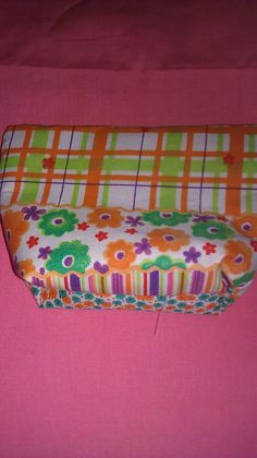 change or makeup purse summer fun by tjantnesh on Etsy, $10.00
