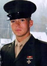 """Lcpl. Samuel W. Large. KIA 2/17/06 A tribute by his mother. Sam attended Pinellas Park Baptist Temple as a young boy. He absolutely loved his teacher Ms Perkins. He had her in Pre-k for a couple years. He learned all the books of the Bible at age 4. He learned them by singing them. One evening while singing them I overheard him """" genesis, exodus, a big ten x, Numbers, etc. I stopped him and asked....- See more at…"""