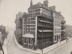 History - Queen Elizabeth children's hospital  in the Parish of St Leonard's on the Hackney Road, London