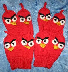 Suden silmukat: Lapasia Knit Crochet, Crochet Hats, Clovers, My Cousin, Mittens, Knitting, Knitting Hats, Fingerless Mitts, Tricot