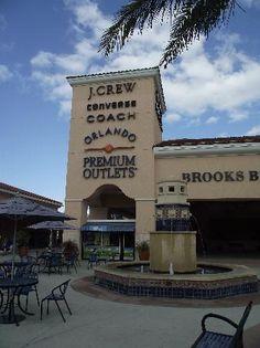 Orlando Premium Outlets - Vineland Avenue: Orlando Premiun Outlet