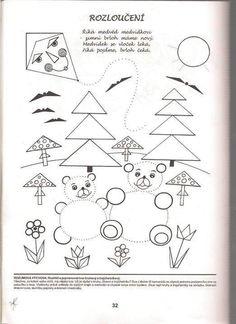 klikni pro další 183/384 Autumn Activities, Preschool Worksheets, Drake, Kangaroo, Bullet Journal, Fall, Kids, Character, Handwriting