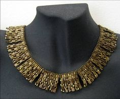 tila bead necklaces | Image detail for -Tila Beads | BEADED JEWELRY