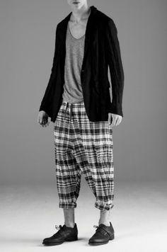 Forme d'Expression S/S 2013 - Men's | StyleZeitgeist Magazine