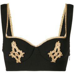 La Perla Daily Looks bra ($628) ❤ liked on Polyvore featuring intimates, bras, black, lingerie bra, la perla bra, la perla, la perla lingerie and stretchy bras