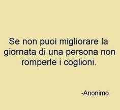 Saggio disse: