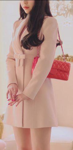 Lovely Pink Coat