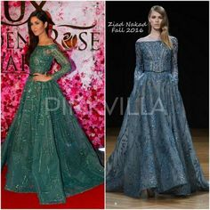 Celebrity Style,katrina kaif,tanya ghavri,Lux Golden Rose Awards 2016,Ziad Nakad