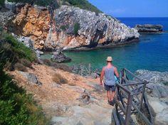 2 weeks of rustic relaxation in Kefalonia  #kefalonia #greece #cefalonia #myrtos #skala