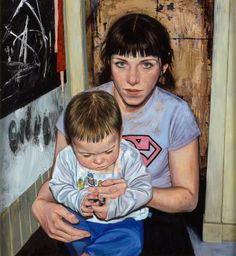 Winner of 2004 BP Portrait Award 'The Miracle' by Stephen Shankland