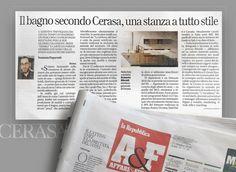 Affari&Finanza de La Repubblica - 17/10/2016 #press #pressrelease