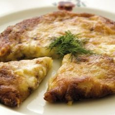 Frico: a gorgeous recipe made from cheese and potatoes.  From Udine, Italy