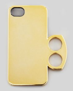 Marc by Marc Jacobs Metallic Ring iPhone 5 Case, Gold - ShopStyle Tech Accessories Double Ring, Iphone Accessories, Ring Finger, Neiman Marcus, Marc Jacobs, Iphone Cases, Metallic, Rings, Gold