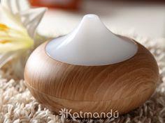 Difusor Iónico Aromaterapia modelo: Bambú