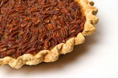 Luby's Pecan Pie...I remember my mom would always make pecan pie and as kids we hated it when she made it, now I love it and it is one of my favorite pies!