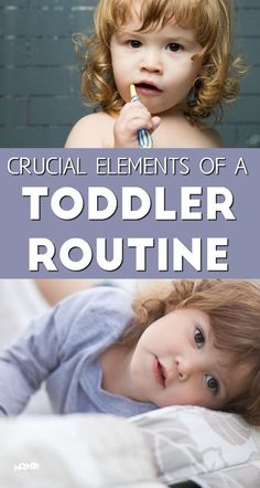 Want a schedule that will work well with your toddler? Here are the key elements to any successful toddler schedule or routine.