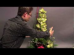 B19 插花高級課程示範 Flower Arrangement Advanced Level Demonstration by Gordon L...